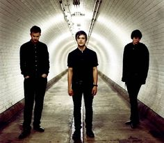 white lies - just discovered these guys. a terrific band! listen to their album 'BIG TV'