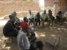 Le groupement de cultivateur de Tirakuy en réunion de lancement de campagne agricole