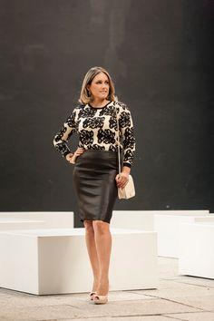 #modanotrabalho#fashionatwork#saia lápis para trabalhar#