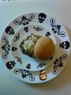 4:20 Mozzarella Caramelized Onion Slider