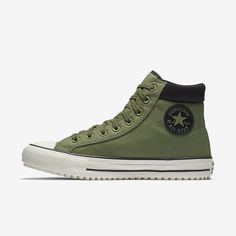 7e46732a9892f5 Converse Chuck Taylor All Star Shield Canvas PC High Top Unisex Boot