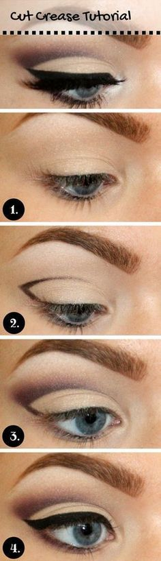 If you are one of those lucky women who were born with blue eyes, you're gonna love this article. We've searched for the best makeup looks for blue-eyed women and complied them into 15 easy step-by-step tutorials. These makeup looks will make your blue eyes shine and sparkle, no matter what shade they are. Get inspiration for … #OneForYourEyes