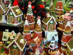 Cool Gingerbread House Ideas | Cool gingerbread house ideas for your gingerbread house party Creative ...