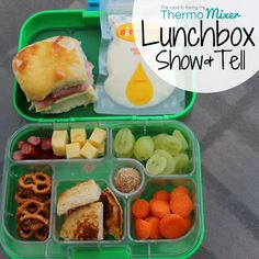 Munch and Crunch/ Morning Tea  Grapes Carrot  Main Lunch  Cheese Roll with ham and cheese filling Cheese Twiggy sticks Apple and Peach Pie B