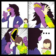 Deltarune - They're just as dusty (and just as nasty) Undertale Game, Undertale Fanart, Undertale Comic, Frisk, Toby Fox, Undertale Drawings, Dibujos Cute, Chicken Scratch, Indie Games