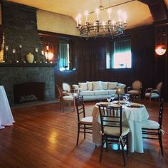 The Great Room at Homewood, Asheville Wedding Venue  is a beautiful reception hall that doubles as a fun lounge from time to time. #homewoodwedding #ashevillewedding #ashevilleweddingvenue