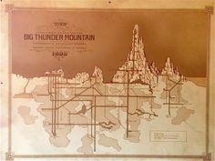 Big Thunder Mountain Mine