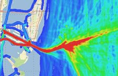 The Atlantic Coast Port Access Route Study is using data and tools available on MarineCadastre.gov to study potential navigational safety and make recommendations based on ship traffic as to which areas would make suitable wind energy areas. (Report http://www.uscg.mil/lantarea/acpars/)