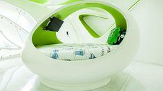 Pro děti musí být taková ložnice s integrovanou obrazovkou splněným snem.