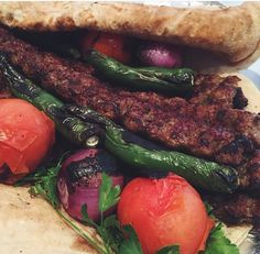 Kabab Koobideh & buddies!