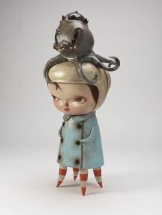Brandt Peters - Octopus hat