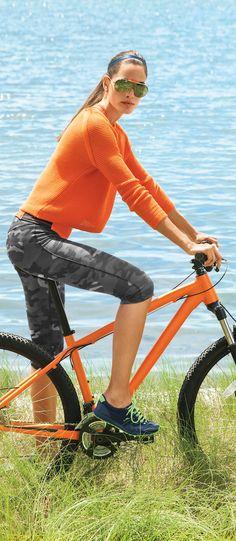 Lauren Ralph Lauren activewear: where sporty meets style