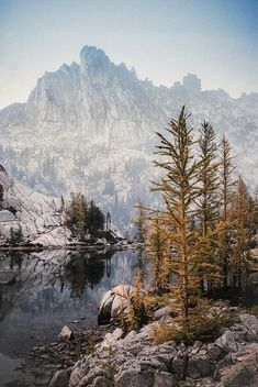 Enchantments (Washington)