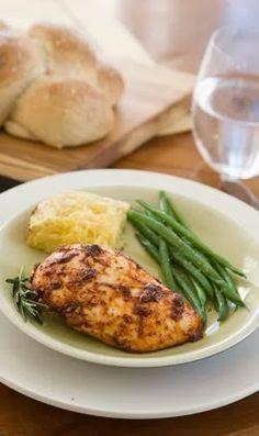 Tasty Balsamic Chicken | Diabetic Recipes for Dinner