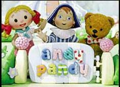Andy Pandy.  This was my favourite!