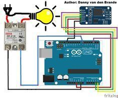 Hello world! Today i made a code to automate your solid state relay as a timer with a DS3231 RTC clock and arduino. I made this project to automate a lamp for a growing room for