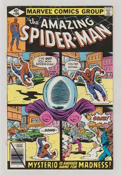 Amazing Spider-Man Vol 1 199 Bronze Age Comic by RubbersuitStudios #spiderman #comicbooks