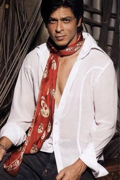 Image result for shahrukh khan scarf