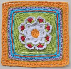 Around the Bases (ATB) crochet a long