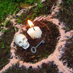 Ancestral altars & rituals
