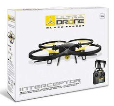 R/C Ultradrone black s inceptor Mondo Motors