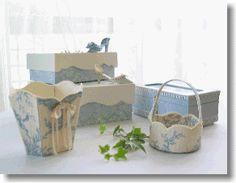 Atelier Fa-Decor cartonnage classe