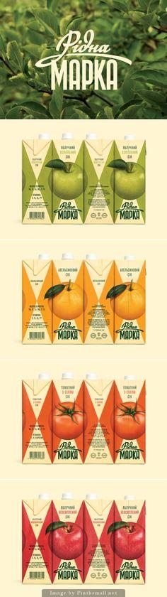Ridna Marka #Juice - created via http://pinthemall.net