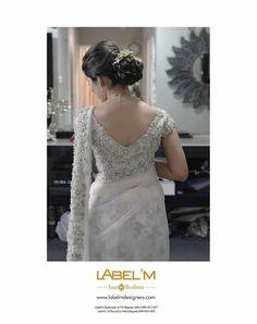Christian Bridal Saree, Christian Bride, Bridal Sarees South Indian, Bridal Sari, Bridal Dresses, Indian Bridal, White Saree Wedding, White Bridal