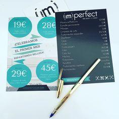 A que esperas para probar #imperfectsalon ?  #sitges #peluqueria #estetica #masajes