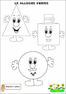 A Scuola con Poldo: La spiaggia delle forme Montessori Activities, Preschool Classroom, Preschool Learning, Kindergarten Math, Fun Activities, Shapes Worksheets, Preschool Worksheets, Mathematics Geometry, Teaching Skills