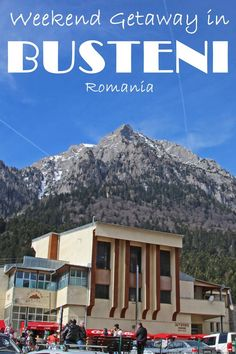 A Weekend Getaway to Busteni, Romania might be exactly what you need: a mix of fresh mountain air, fun hiking trails, lovely waterfalls & historic castles! Travel Tours, Europe Travel Tips, Travel Ideas, Travel Destinations, Tour Around The World, Best Travel Guides, Beautiful Places In The World, Group Tours, City Break