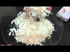 Misturinha Milagrosa de sabão em pó com sabonete Lux Branco - YouTube