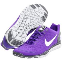Nike - Free TR Fit 2 (Pure Purple/Cool Grey/Neutral Grey/White) - Footwear | www.grabevery.com