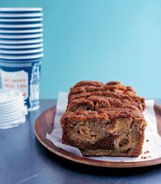 Apple-cinnamon toastie