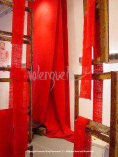 Luis Valenzuela art installation