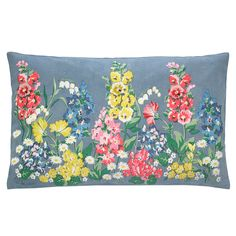 Lupin Budouir Cushion | Bestsellers | CathKidston