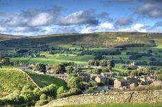 Wensleydale, North Yorkshire