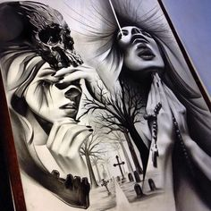 """411 Likes, 22 Comments - David Reveles (@tattoospooky_d) on Instagram: """"I still have these pieces available to be tattooed! Looking to possibly get one done at…"""""""