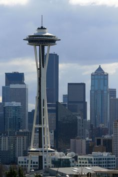 Seattle--space needle