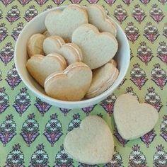Galletitas de limón rellenas ❤ Súper ricas! sin tacc / sin gluten / gluten free