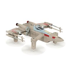 Star Wars T-65 X-Wing Starfighter Quadcopter Drone by Propel