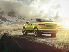 Volkswagen T-Cross Breeze Concept on Behance
