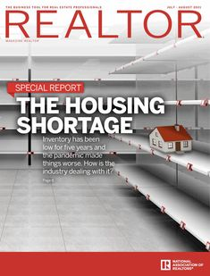 How are you dealing with the housing shortage? Find out how your fellow REALTORS® are remaining successful despite this fact. Also, the future of America's urban centers, 5G technology, and the benefits of self-storage are all featured in our latest issue. Real Estate, Self Storage, National Association, Magazine, All Things, Business, Real Estates, Magazines, Store