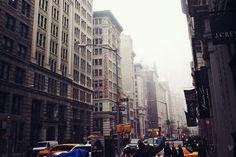 New York. City life. - D.