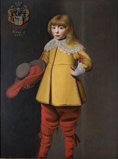 Wybrand de Geest, Doecke Martena van Burmania, 1633 - private collection