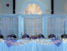 Location matrimonio. Illuminazione Matrimonio