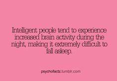 inteligente mensen slapen minder