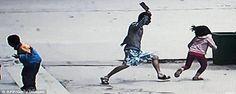 المحمدية : مختل عقليا يهاجم طفلا ويذبحه أمام الملأ