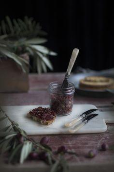 Receta con jamón ibérico de bellota para aprovechar la punta del jamón. Tartar.