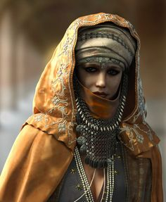 eva green kingdom of heaven 2005 Larp, Desert Clothing, Estilo Hippie, Kingdom Of Heaven, High Fantasy, Eva Green, People Of The World, Looks Cool, Film